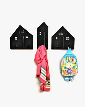 Κρεμάστρες Τοίχου Παιδικού & Εφηβικού Δωματίου