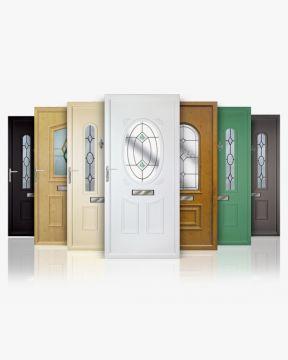 Πάνελ για Πόρτες Εισόδου