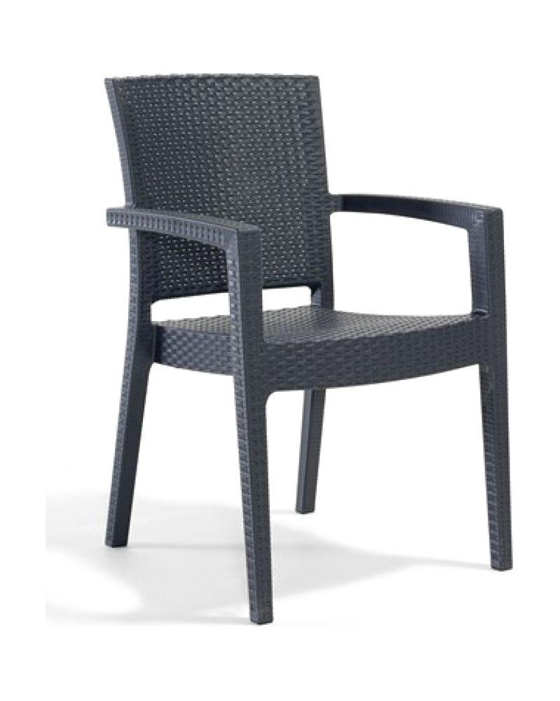 Καρέκλα πολυπροπυλενίου Paris