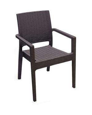 Καρέκλα πολυπροπυλενίου Ibiza
