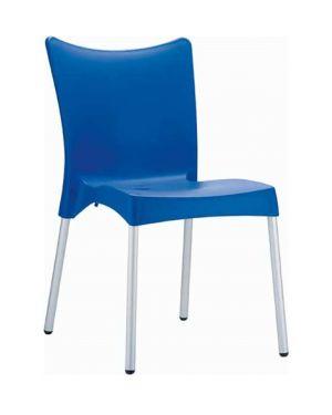 Καρέκλα Juliette από πολυπροπυλένιο & αλουμίνιο