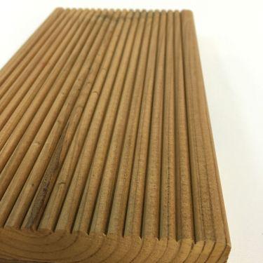 Ξύλινο Πάτωμα Deck ThermoWood Πεύκο