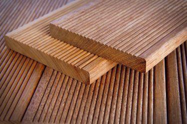 Πάτωμα Deck Merbau