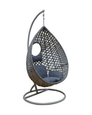 Κρεμαστή πολυθρόνα Nest 22 ανθρακί