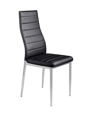Καρέκλα μεταλλική βαφής Aliana
