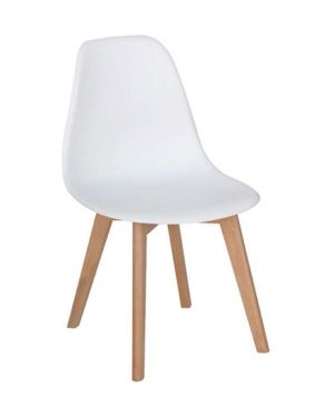 Καρέκλα ξύλινη Loft plus