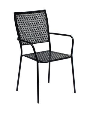 Πολυθρόνα μεταλλική Freddo