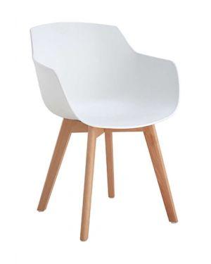 Πολυθρόνα ξύλινη Molt