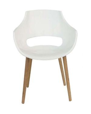 Πολυθρόνα ξύλινη Eliza plus