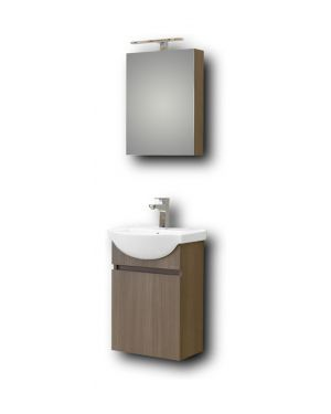 Σετ έπιπλο μπάνιου Eco Plus Harmony 45