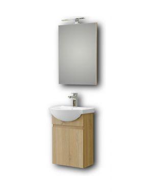 Σετ έπιπλο μπάνιου Promo Sonoma 45