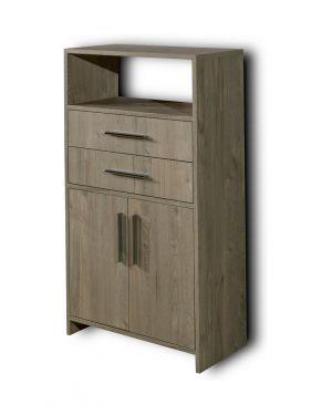 Βοηθητική βάση / ντουλάπι μπάνιου Alon 4