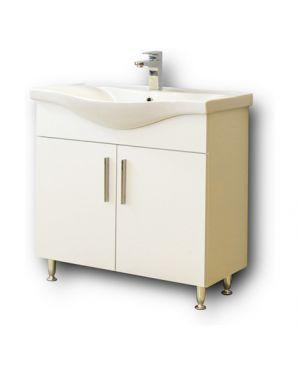 Πάγκος μπάνιου με νιπτήρα Siena 90