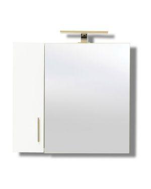 Καθρέπτης μπάνιου Siena 65