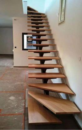 Μεταλλική Σκάλα Κρεμαστή 03455