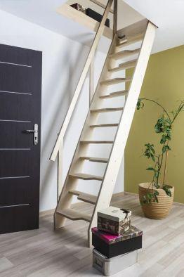 Ξύλινη Σκάλα Σοφίτας MSA ALTERO