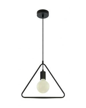 Μονόφωτο Φωτιστικό σε Σχήμα Τριγώνου
