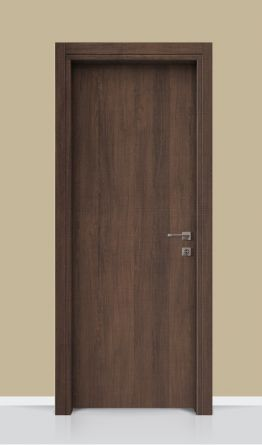 Πόρτα Laminate Maron