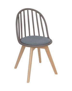 Καρέκλα Ξύλινη Lion Plus