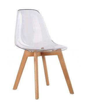 Καρέκλα Ξύλινη Εmily Plus