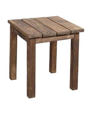 Ξύλινο Τραπέζι Ξαπλώστρας Koral