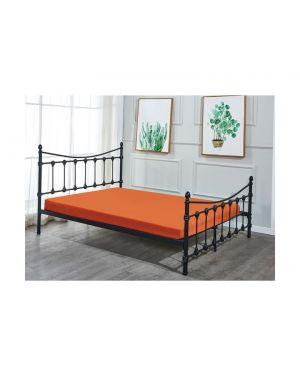 LANCER Κρεβάτι Διπλό Μέταλλο Βαφή