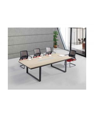 PROGRESS Τραπέζι Συνεδρίου Elm - Grey