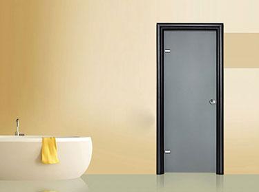 Πόρτα σειρά Glass: Ξύλο-Γυαλί