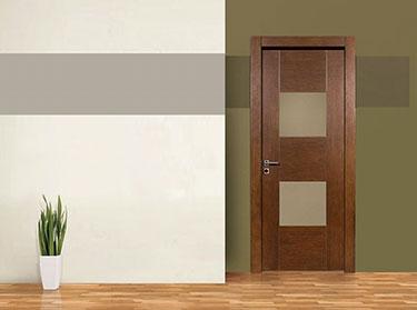 Πόρτα σειρά Luxury: Ίριδα