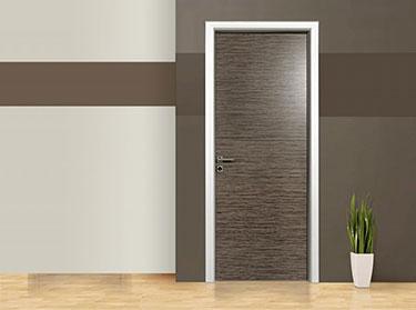 Πόρτα σειρά Luxury Καρυδιά Ισόβενη