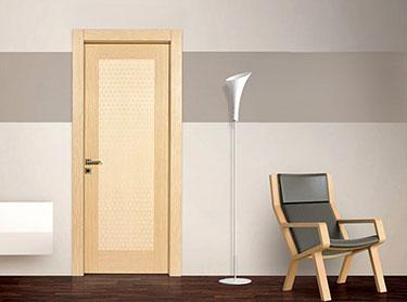 Πόρτα σειρά Luxury: Ψάθα