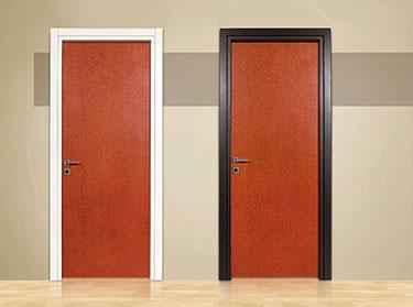 Πόρτα σειρά Luxury: Ρίζα, Επίπεδη