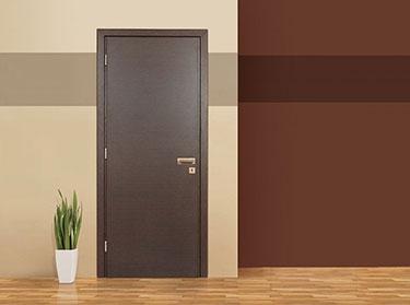 Πόρτα σειρά Laminate, Ξανθή-Wenge.