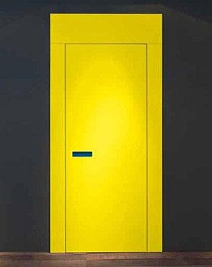 Πόρτα Petra ral 1016