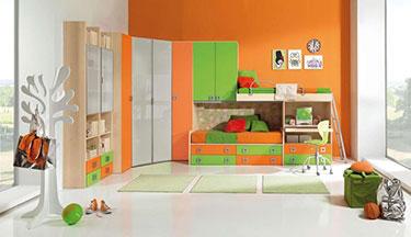 Σύνθεση παιδικού δωματίου OM 02