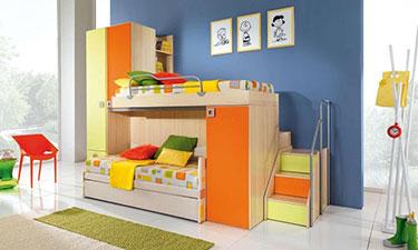 Σύνθεση παιδικού δωματίου OM 05