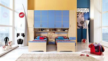 Σύνθεση παιδικού δωματίου OM 10