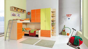Σύνθεση παιδικού δωματίου OM 25
