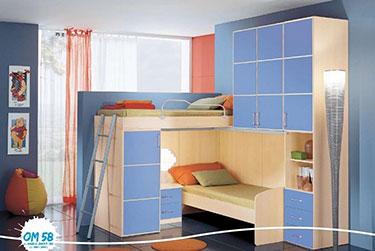 Σύνθεση παιδικού δωματίου OM 58