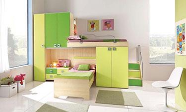Σύνθεση παιδικού δωματίου OM 32