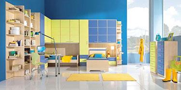 Σύνθεση παιδικού δωματίου OM 16