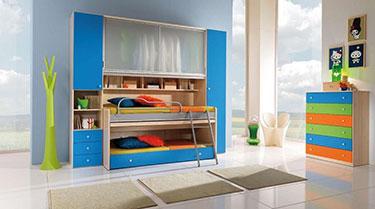 Σύνθεση παιδικού δωματίου OM 23 Post