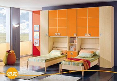 Σύνθεση παιδικού δωματίου OM 27