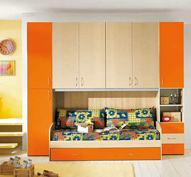 Σύνθεση παιδικού δωματίου OM 39