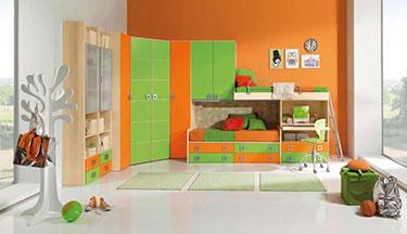 Σύνθεση παιδικού δωματίου OM 40