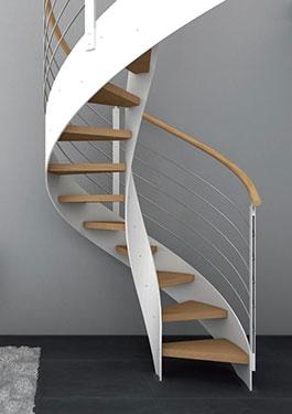 Μεταλλική σκάλα κρεμαστή SPAGNA