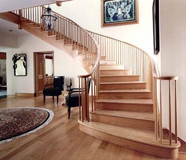 Ξύλινη σκάλα κρεμαστή 4