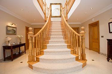 Ξύλινη σκάλα κρεμαστή 5