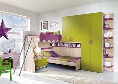 Σύνθεση παιδικού δωματίου FU 31