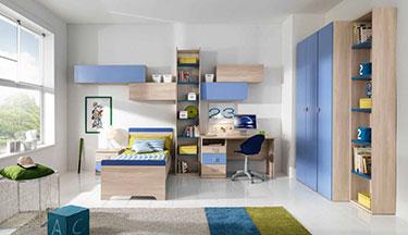 Σύνθεση παιδικού δωματίου FU 16